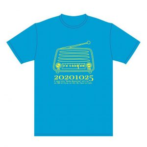 「RADIO HARADISE」Tシャツ
